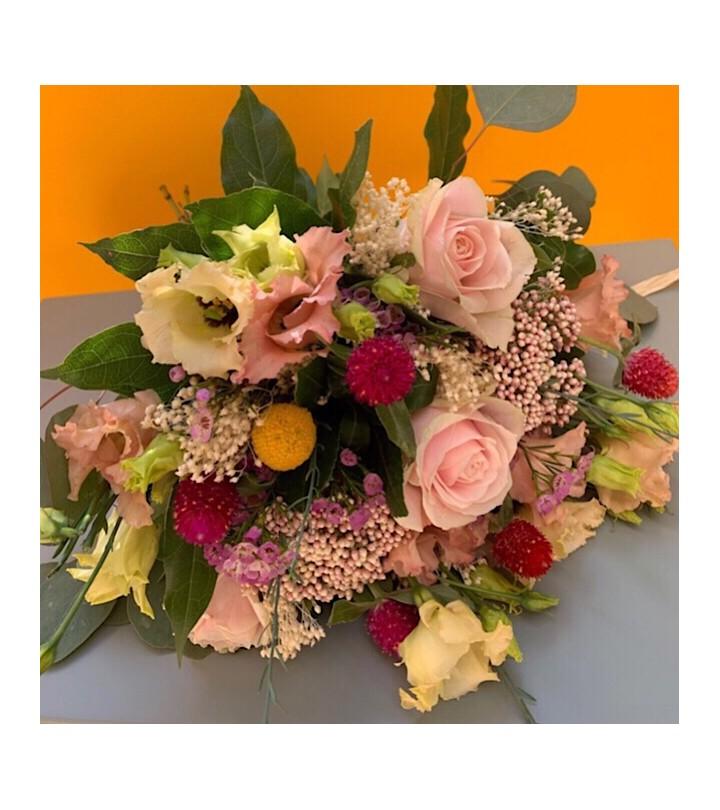 Bouquet De Fleurs Champêtre Livraion Gratuite Aix En Provence