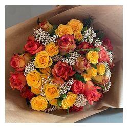 🌿Bon lundi confiné à tous. Nous vous fleurissons toute la journée pour mettre du soleil dans vos maisons🏡 ☀️ 🌿 • • www.blossom-aix.com #fleurs #flowers #livraisonadomicile