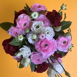 🌿Petit Novembre, notre bouquet du mois. On se fait ou on fait plaisir ce week-end avec notre joli bouquet composé de renoncules, œillets, lisianthus et comme pour tous nos bouquets il vous sera livré avec une pochette de petits parfums Bastide🌿 #flowers#fleurs #bouquetdefleurs #livraison #livraisongratuite #aixenprovence #aixmaville #blossom #blossomaix #flowers #petals #beautiful #love #pretty #plants #sopretty #flowerstagram #flowersofinstagram #flowersstyles_gf #bloom #blooms #floweraddict
