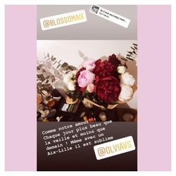 🌿Il y a des messages qui nous font du bien💕 En cette période un peu compliquée, les délais de livraison ne sont pas toujours respectés par les transporteurs mais quand ils le sont et que ça donne ça nous sommes plus qu'heureux🌿😀 #pivoines#fleurs#livraisonadomicile#livraisondefleurs