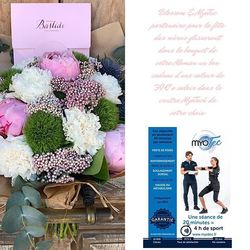 🌿À l'occasion de la fête des mères MyoTec et Blossom-Aix s'associent pour offrir à votre maman la plus jolie des fêtes des mères. Chaque bouquet Blossom offert à votre maman sera accompagné d'un bon cadeau de 39 euros à valoir sur une séance de remise en forme🌿 #fetedesmeres #fleurs#flowers #bouquetdefleurs #livraisonadomicile
