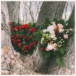 🌿Dernier jour pour bénéficier des 10% de réduction sur vos commandes de Noël avec le code noel2019👉www.blossom-aix.com🌿